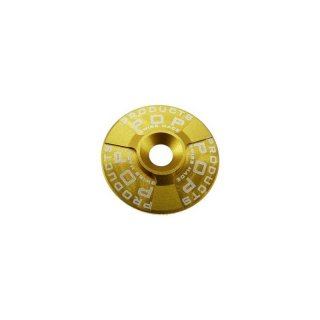 AheadCap-11/8Alloy-SuperLight-Golden-yellow